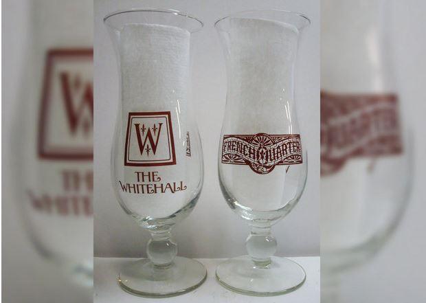 The Whitehall Hurricane Glasses